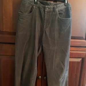 Men's corduroy Patagonia pants